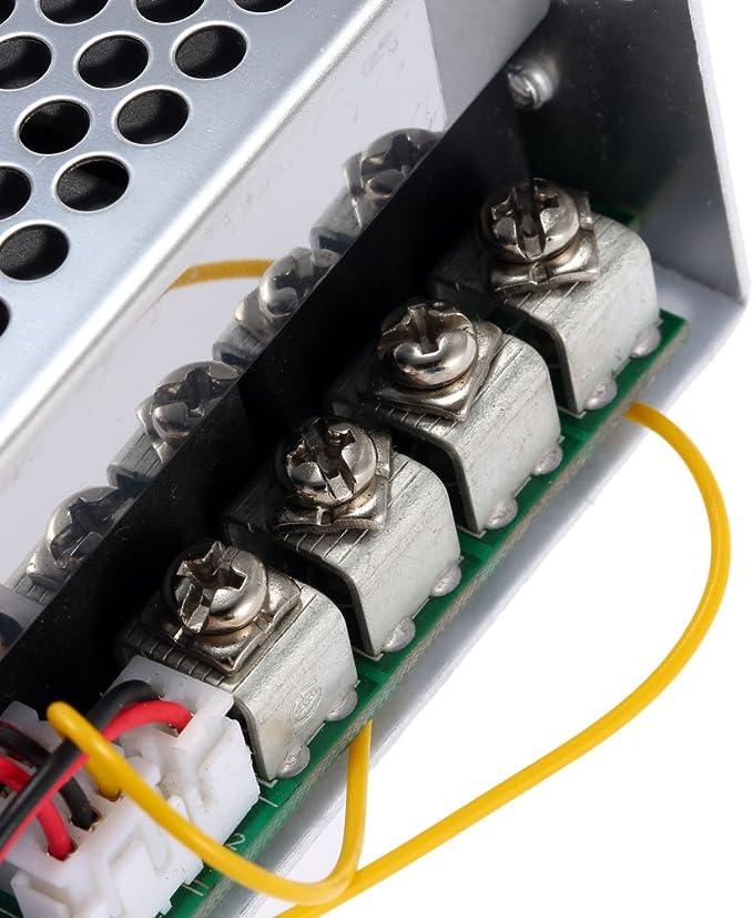 kkmoon 10 – 30 V 100 A 3000 W Velocidad Controlador programable ...