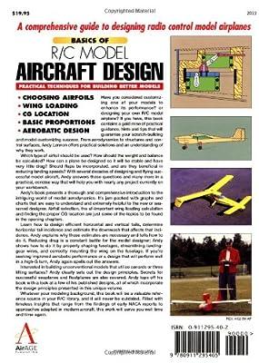 Basics of R/C Model Aircraft Design: Practical Techniques for Building Better Models: Practical Techniques for Building Better Models