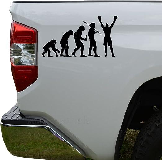 Boxing Vinyl Decal sticker car truck