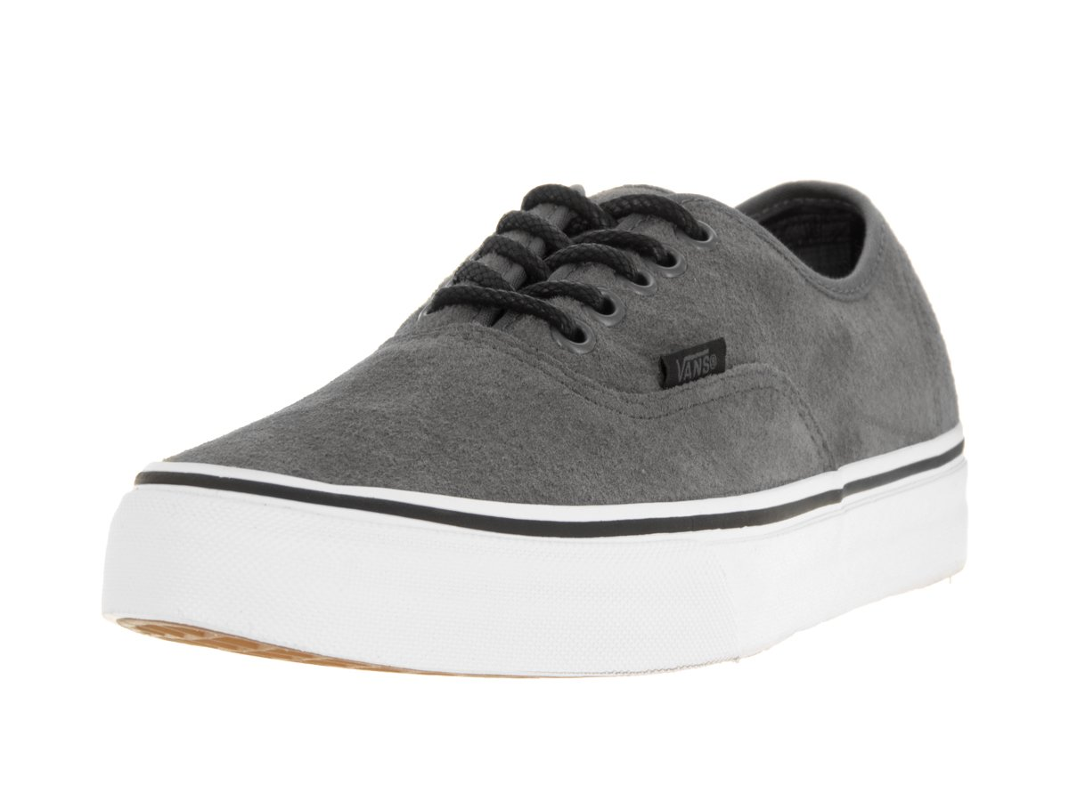 Vans Unisex-Erwachsene Authentic Low-Top  44.5 EU|Grau