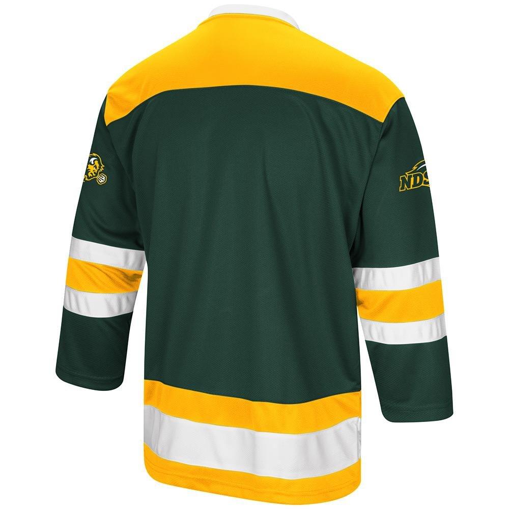 new arrival b62b3 12043 Amazon.com : Colosseum Mens North Dakota State Bison Hockey ...