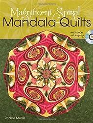 Magnificent Spiral Mandala Quilts by Ranae Merrill (2010-11-26)