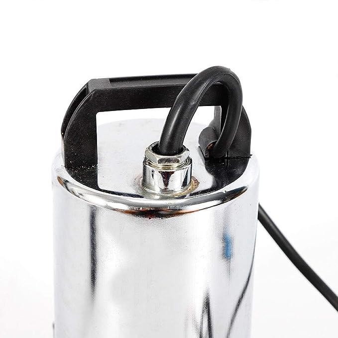 Hochleistungs Tauchpumpe 12V 24V bis 10000l//h Wasserpumpe Pumpe Fischzucht Fisch
