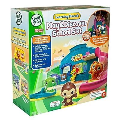 LeapFrog Learning Friends Preschool Play Set from Amazon.com, LLC *** KEEP PORules ACTIVE ***