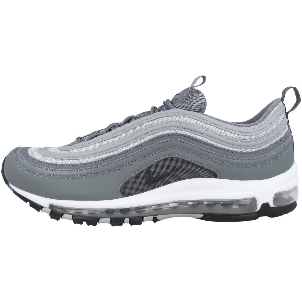 Nike scarpe da ginnastica Air Air Air Max 97 Essential Grigio Bianco BV1986-001 (43 - Grigio) c13a31