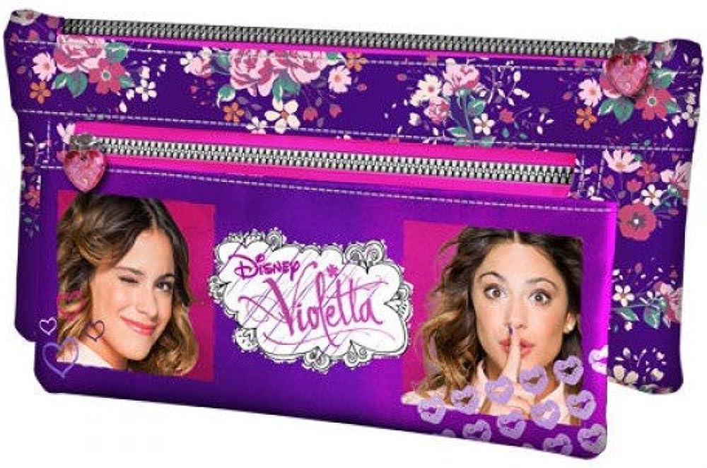 Violetta bolsa de aseo beauty collage: Amazon.es: Zapatos y complementos