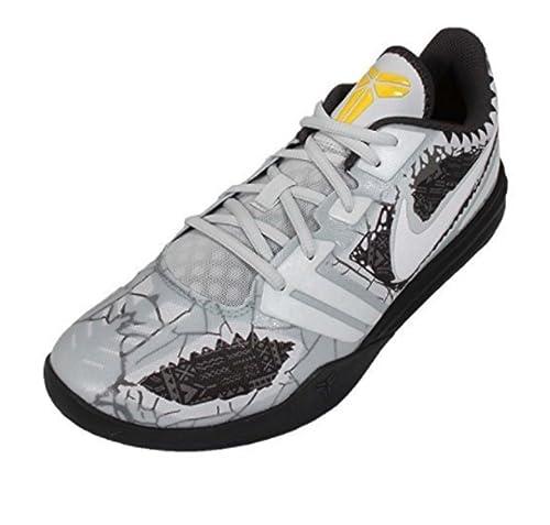 brand new 1b9d0 91532 Nike Kobe Mentality (Spurs) Pr Platinum Anthracite-Cl Grey-Drk Grey