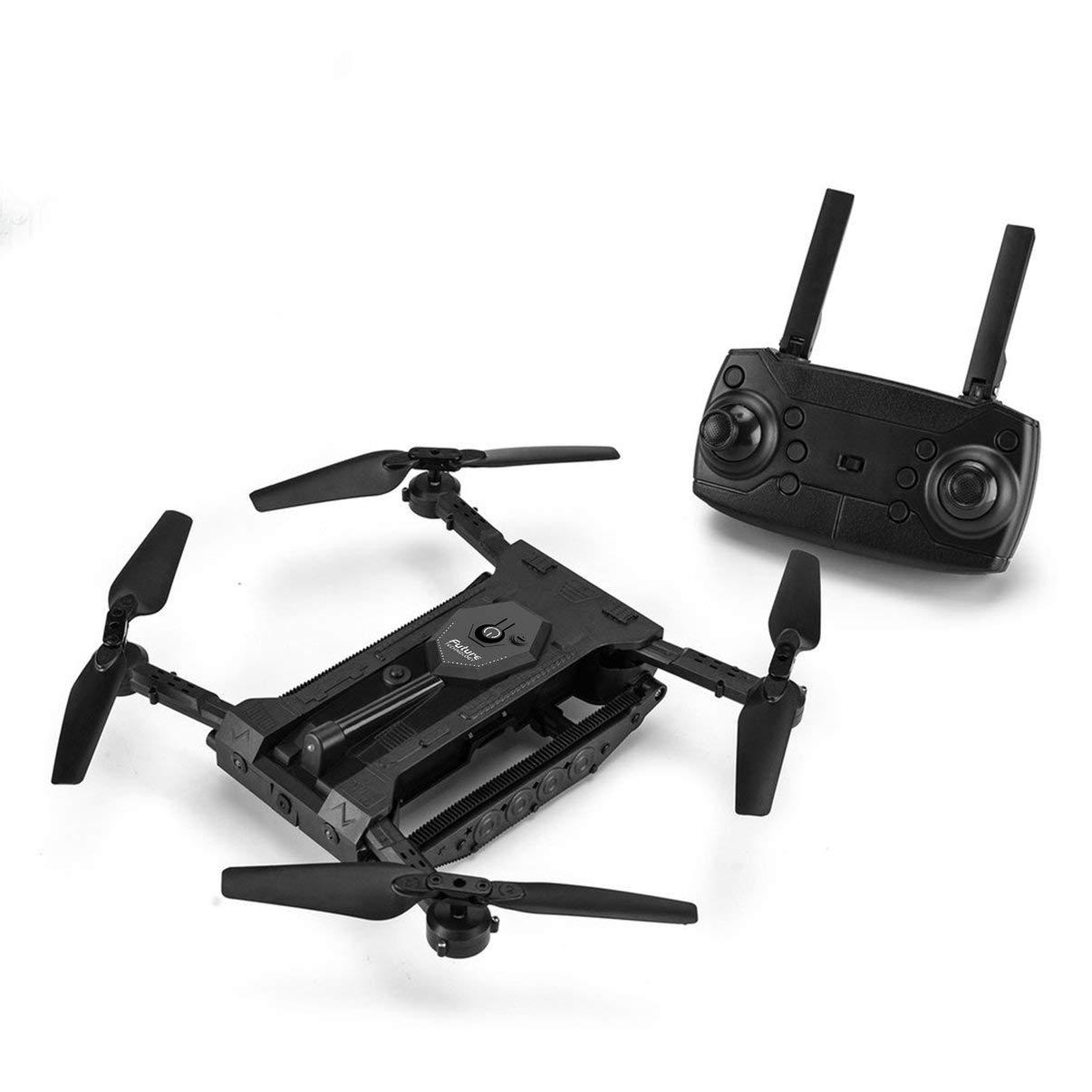 JullyeleDEgant R5 Faltbare RC Fliegende Auto Drohne Quadcopter Quadcopter Quadcopter Flugzeuge UAV mit 720P HD WiFi FPV Kamera 16 Minuten Langer Flug Höhenstand halten 381546