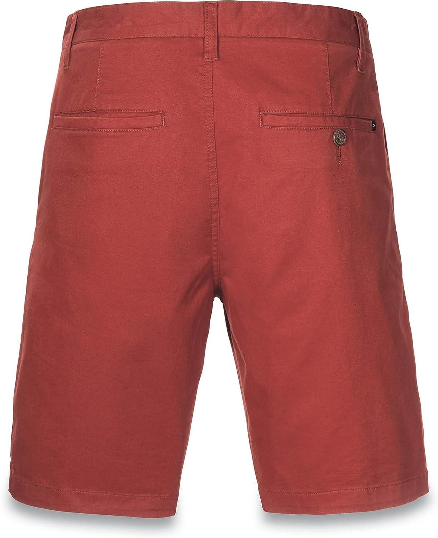 Dakine Men's Pumeli Chino Shorts Burnt Henna jBZOL