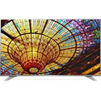 LG 55UH6550 55-inch 4K Ultra HD LED Smart TV - 3840 x 2160 - TruMotion 120 Hz - webOS 3.0 - Wi-Fi - HDMI (Certified Refurbished)