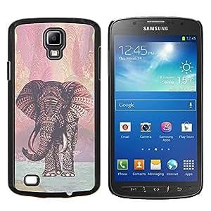 Stuss Case / Funda Carcasa protectora - Motif de Noël de Noël - Samsung Galaxy S4 Active i9295