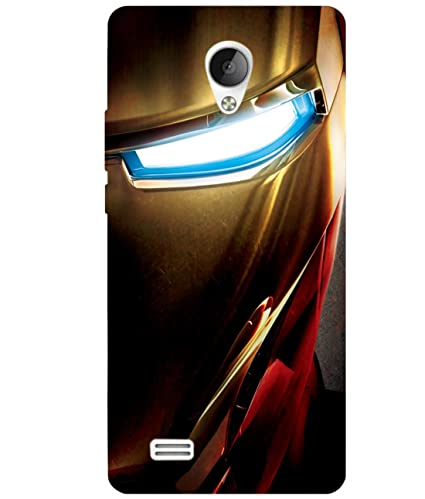Csk Iron Man Wallpaper Mobile Case Cover For Vivo Y 21 Amazon In