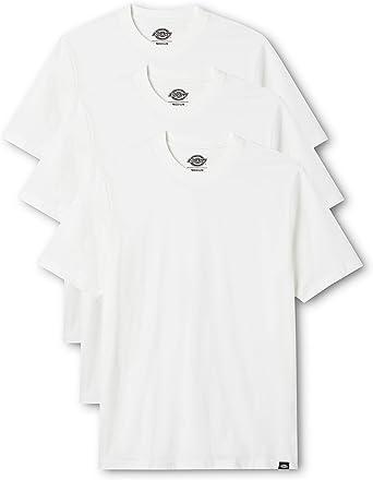 Dickies Tsht PK Camiseta (Pack de 3) para Hombre: Amazon.es: Ropa y accesorios
