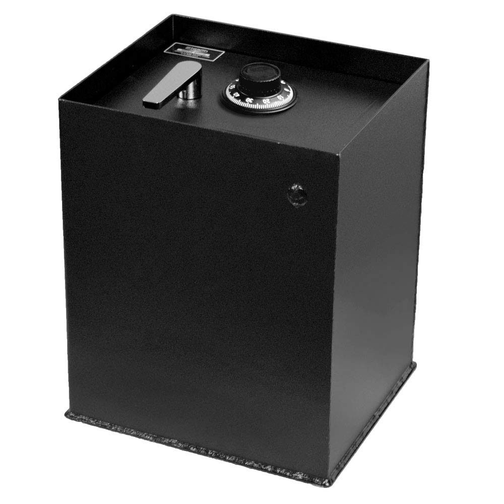 Stealth Floor Safe B2500D In-Ground Home Security Vault High Security Mechanical Lock Made in USA