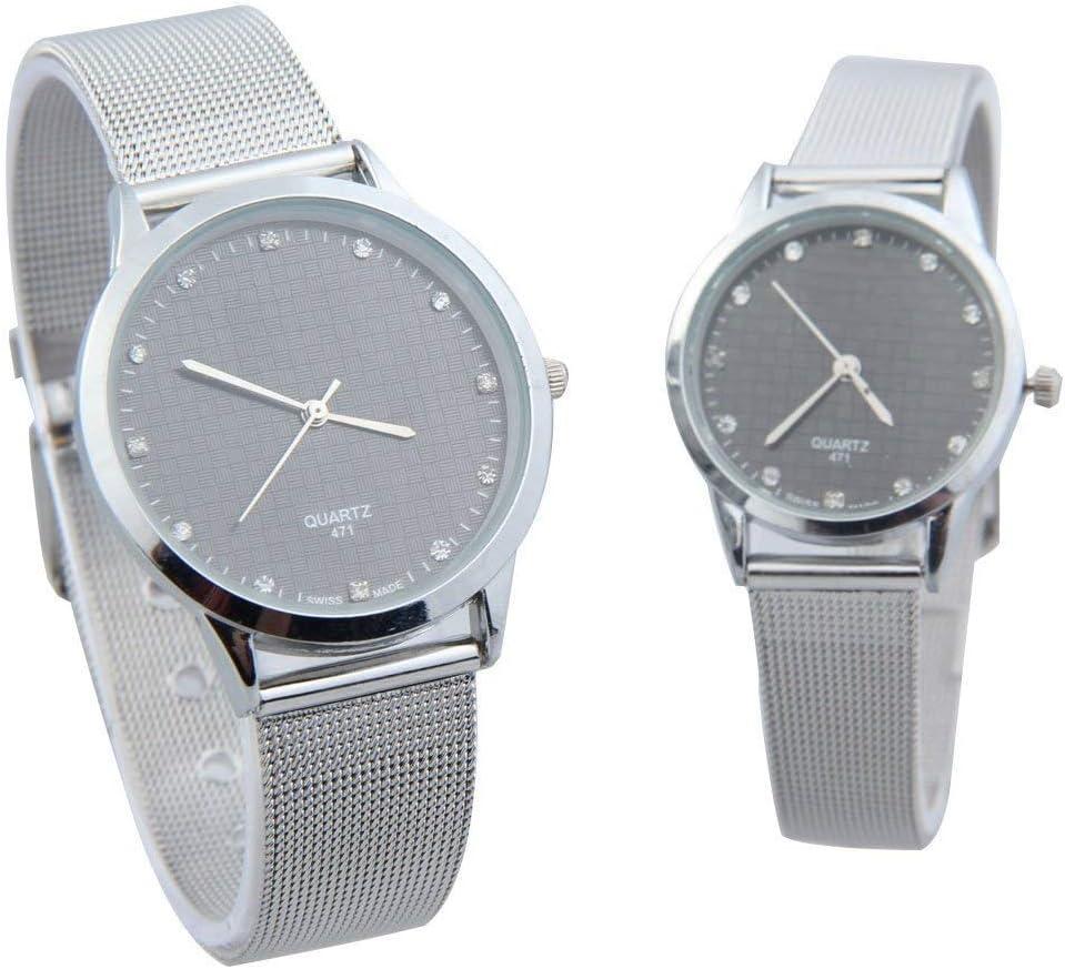 ejemplo de juego de dos relojes de pareja