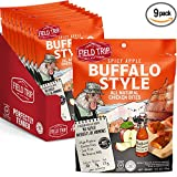 Field Trip Gluten Free, High Protein Chicken Jerky Bites, Spicy Buffalo Style, 9 Count