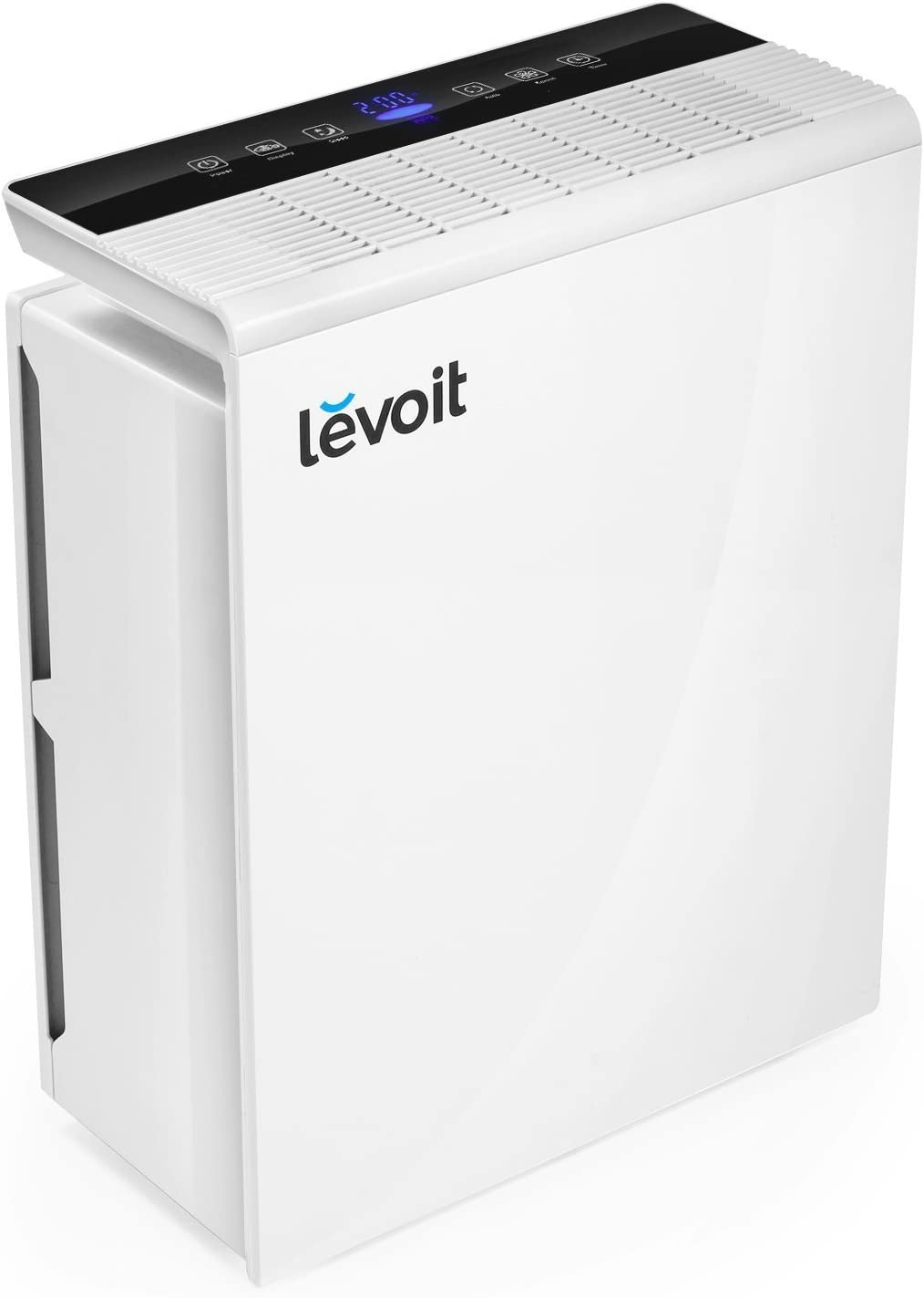 LEVOIT Air Purifier for Home Bedroom, True HEPA Air Filter for Large Room, Air Cleaners for Allergies and Pets,Mold,Pollen,Dust,Smoke and Odor Eliminator for Kitchen, Auto Mode and Timer,LV-PUR131