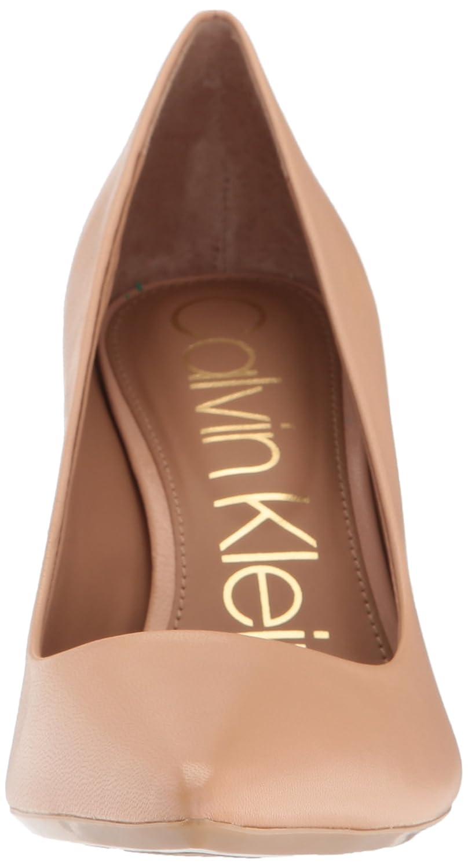 Calvin Klein Women's Gayle Pump B075TMFVHH 9 B(M) US|Blush Nude