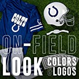 Franklin Sports Indianapolis Colts Kids Football