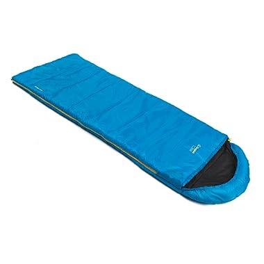 Snugpak Basecamp Navigator SQ Sleeping Bag, Sapphire Blue