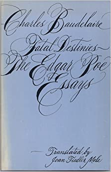baudelaire essays amazon Immediately download the hymn to beauty summary, chapter-by-chapter analysis, book notes, essays, quotes, character descriptions, lesson plans, and more - everything.