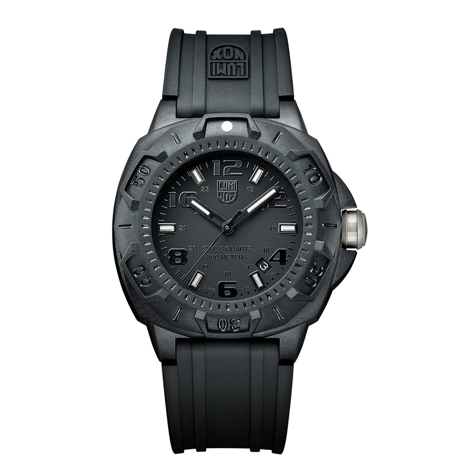 Luminox Sentry 0200 Herren-Armbanduhr Analog Quarz Plastik - XL.0201.BO