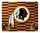 Exclusive design from 8888 - Redskins Washington Logo Mousepad, Customized Rectangle DIY Mouse Pad - 8.57.10.2 inches -