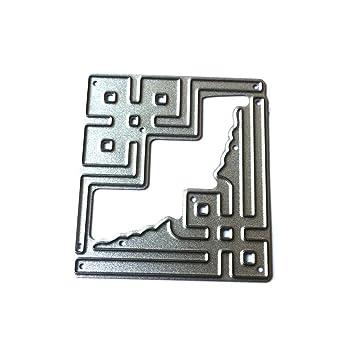 iHPH7 - Plantillas de metal para troquelar, diseño de corazones ...