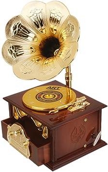 Spieluhr Grammophon