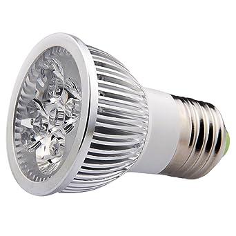 Beautiful 110V 4W E26/E27 LED Light Bulb   7000K Pure White LED Spotlight   50Watt