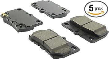 StopTech 301.11130 Premium Brake Pad