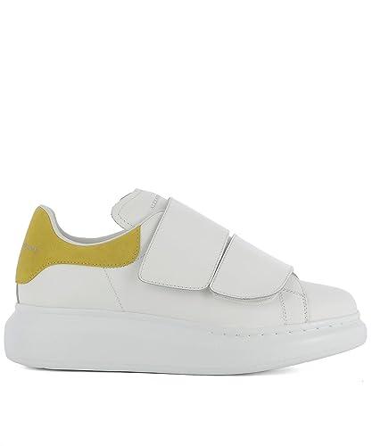 Alexander McQueen Sneakers Donna 462222WHGP79099 Pelle
