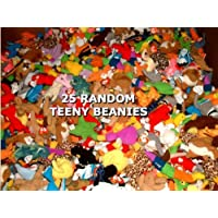 5Star-TD 25 Ty Teeny Beanie Babies - Wholesale Lot