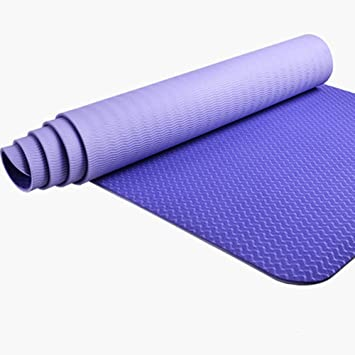 Olici MDRW-Amantes del Yoga Eco Friendly Yoga Pilates Mat ...