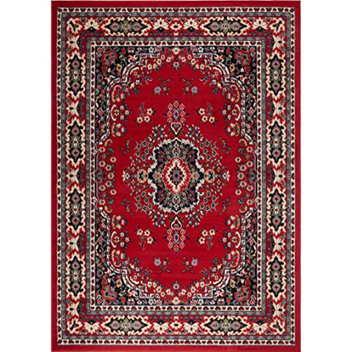 Home Dynamix Traditional Persian Inspired Multicolor