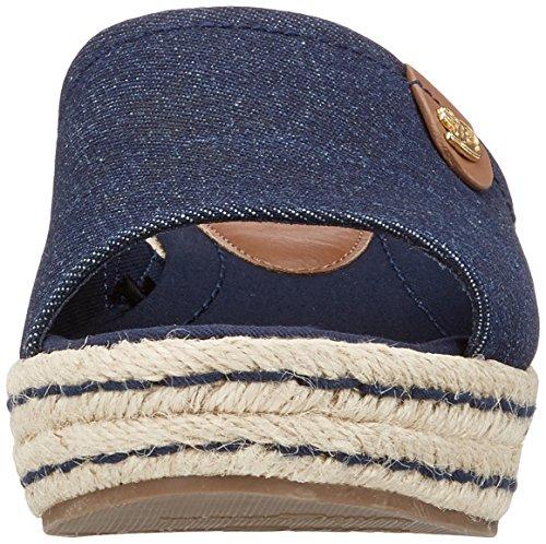 Sabot Tom Navy Tailor Blu Donna 4895801 qnHUaw4Hz1
