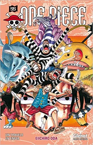 One Piece Tome 55 Eiichiro Oda 9782723474993 Amazon Com