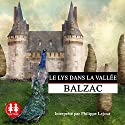 Le lys dans la vallée Audiobook by Honoré de Balzac Narrated by Philippe Lejour