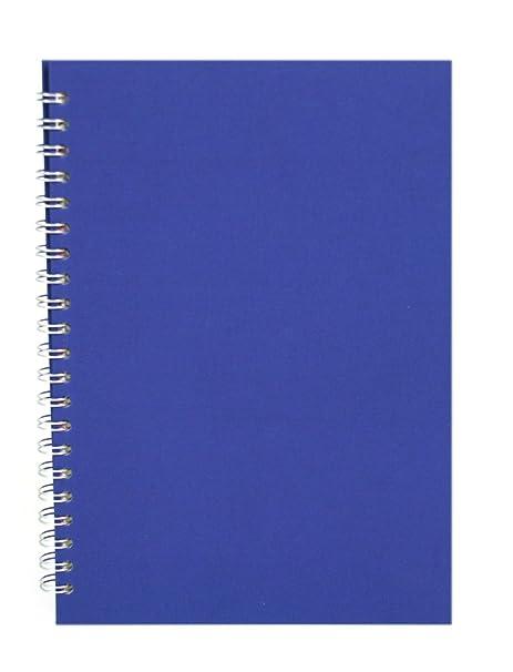 Amazon.com: Pink Pig azul Cuaderno A4 150 gsm sin ácido ...