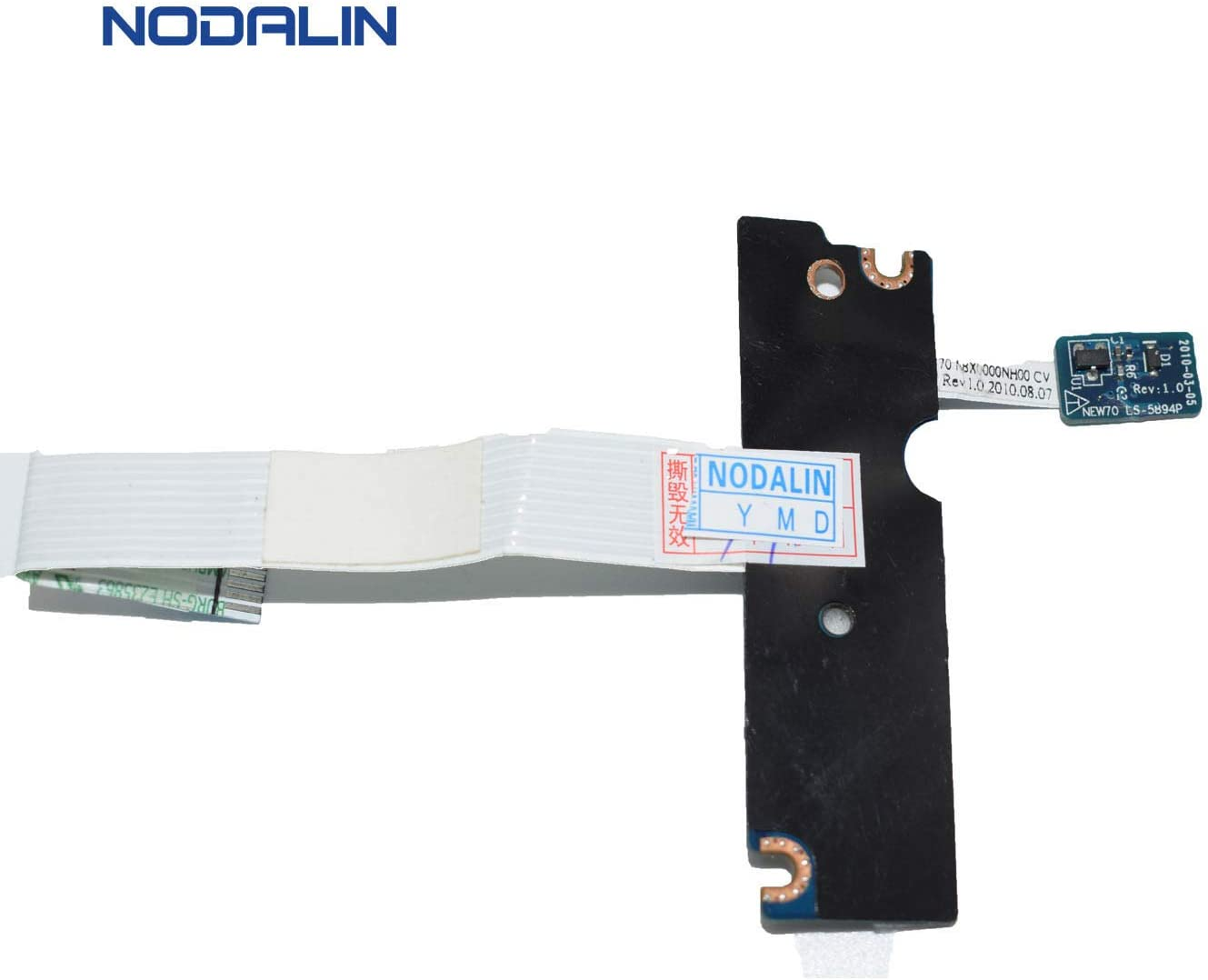 New Replacement for Acer 5741NV59C NV53A 5251 5741 Power Switch Buttom Board LS-5893P