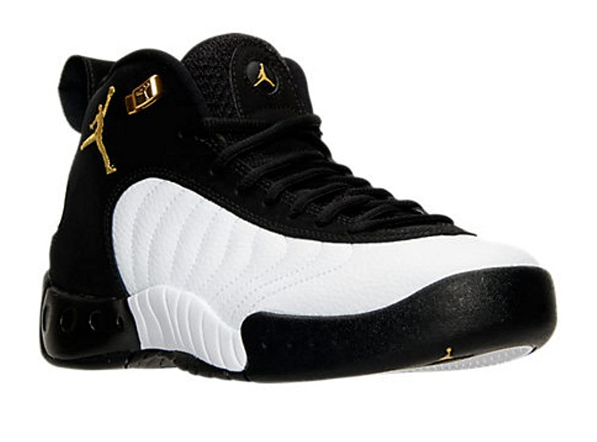 c08d6e684e688a Amazon.com  Jordan Jumpman Pro Black Metallic Gold-White (14 D(M) US)  Shoes