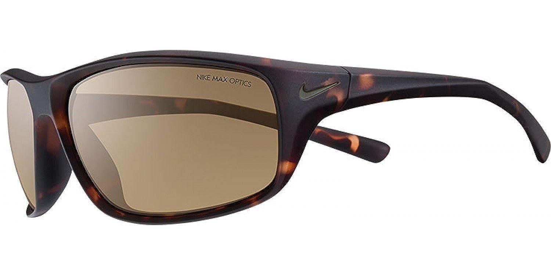 1c6586524193 Nike ADRENALINE Sunglasses EV0605 225, Matte Tortoise/Brown Lens at Amazon  Men's Clothing store: Athletic Shirts
