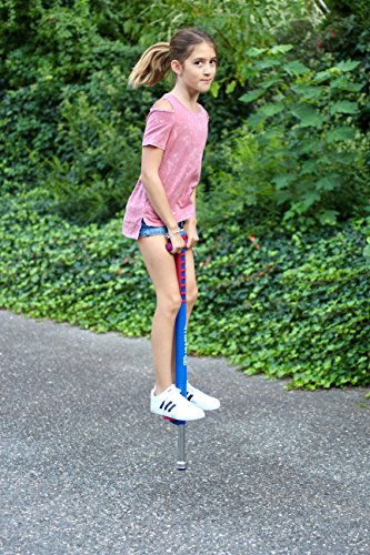 Flybar Foam Maverick Pogo Stick (Red/Blue)