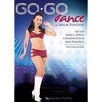 Go-Go Dance with Angie Pontani - sexy, high-energy, free-spirited