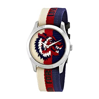 ebfa47e63f2 Image Unavailable. Image not available for. Color  Gucci G-Timeless