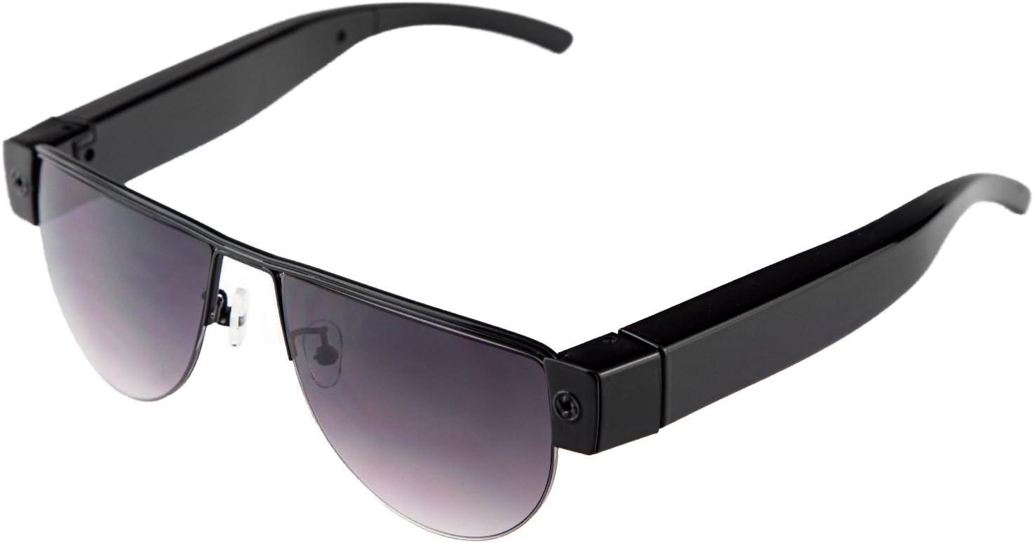 Hd Kamera Sonnenbrille Te623 Getarnte Überwachungskamera Langzeitüberwachung Versteckte Videoüberwachung Spycam Mit 5 Mpix Von Kobert Goods Baumarkt