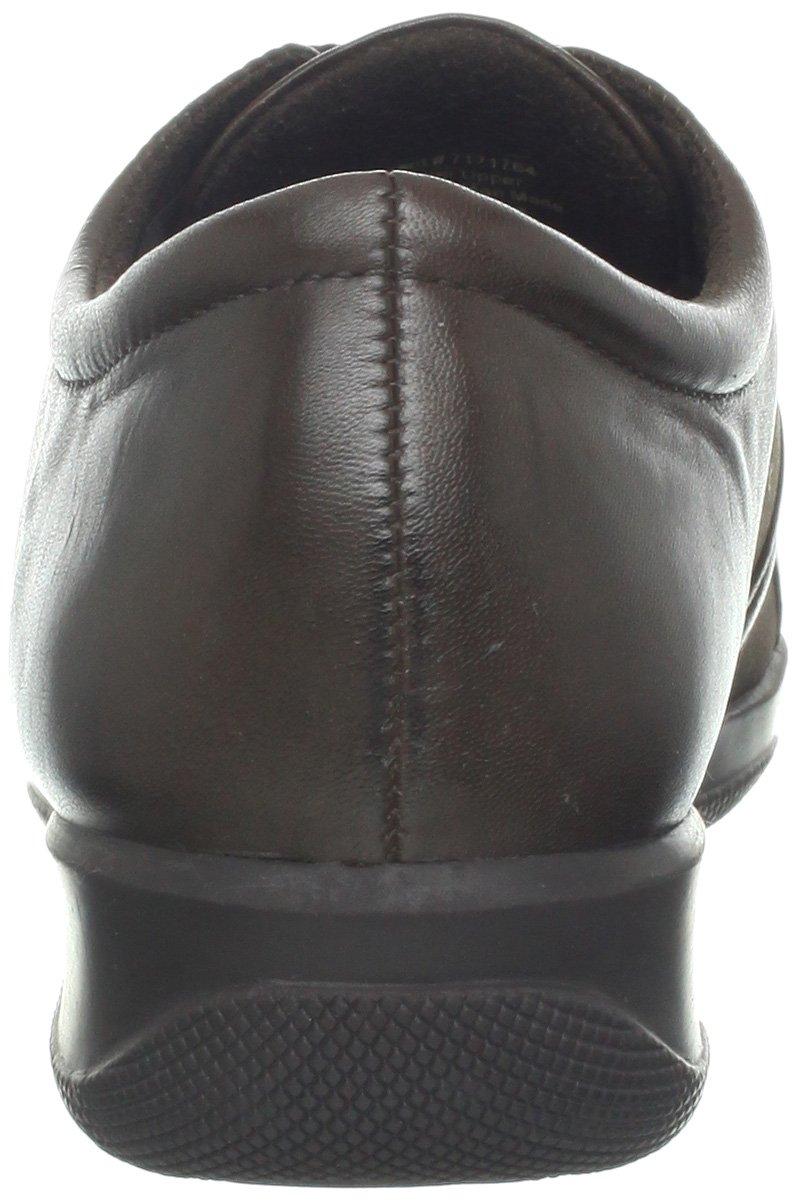SoftWalk Women's Topeka Flat B00BFYR4T0 6.5 XW US|Dark Brown
