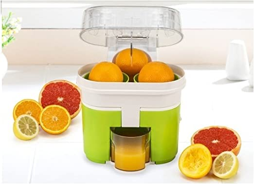 Top SHOP Newchef Duo Juicer Extractor de zumo exprimidor ...