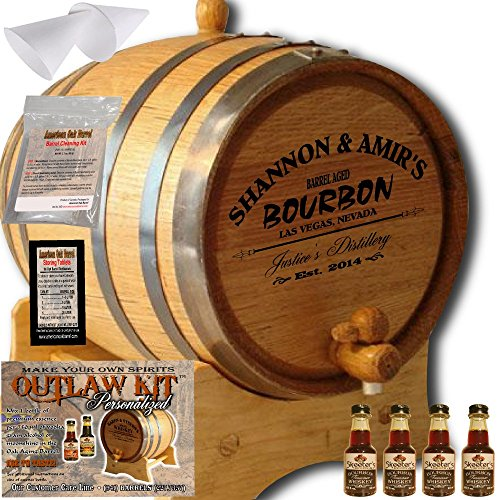 Personalized Tennessee American Oak Barrel product image