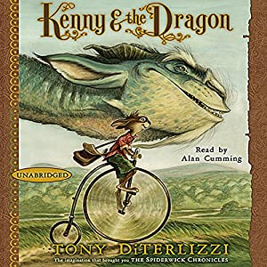 Kenny & the Dragon Audiobook by Tony DiTerlizzi Narrated by Alan Cumming